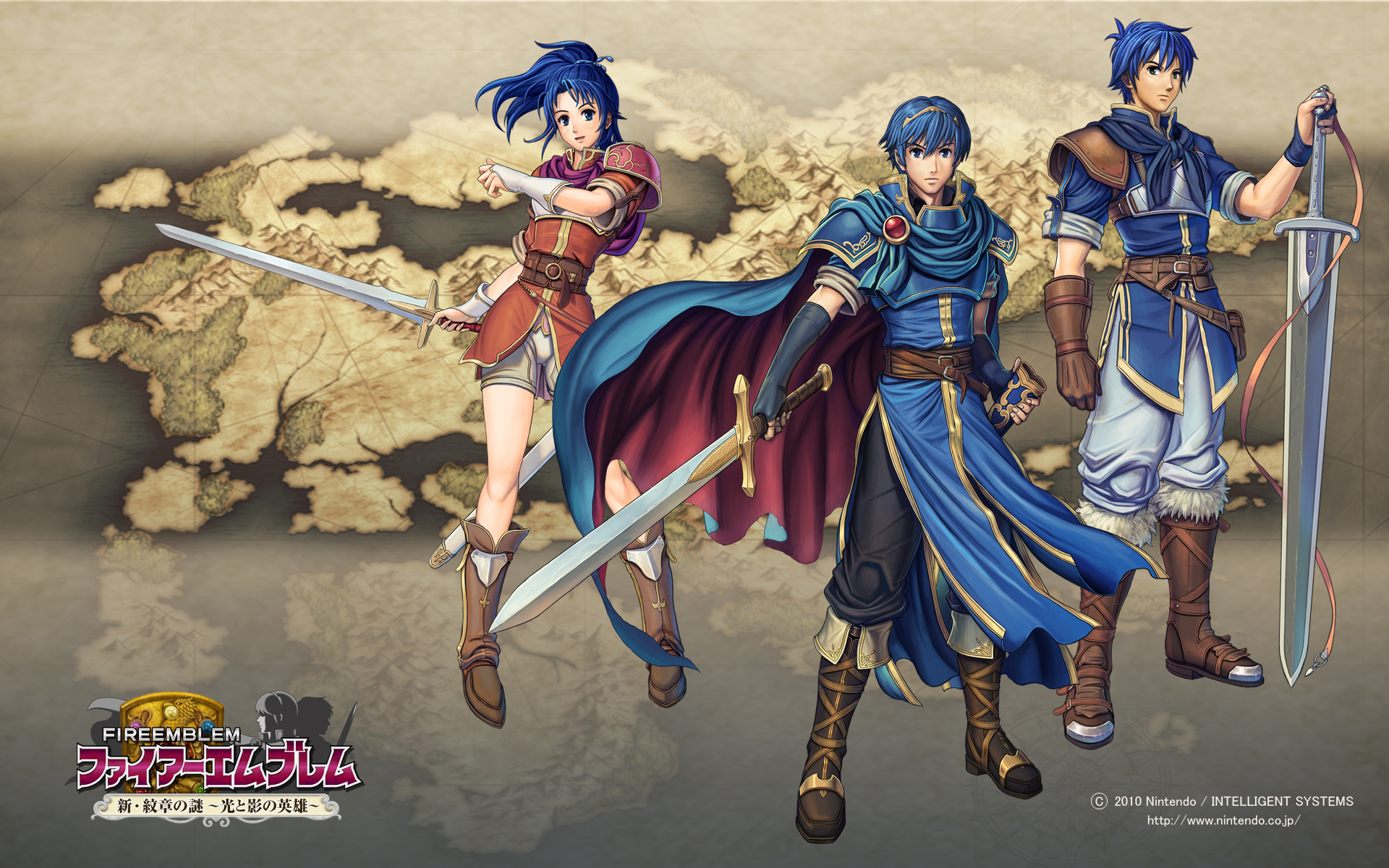 Fire Emblem Heroes Of Light And Shadow Wallpapers Multimedia
