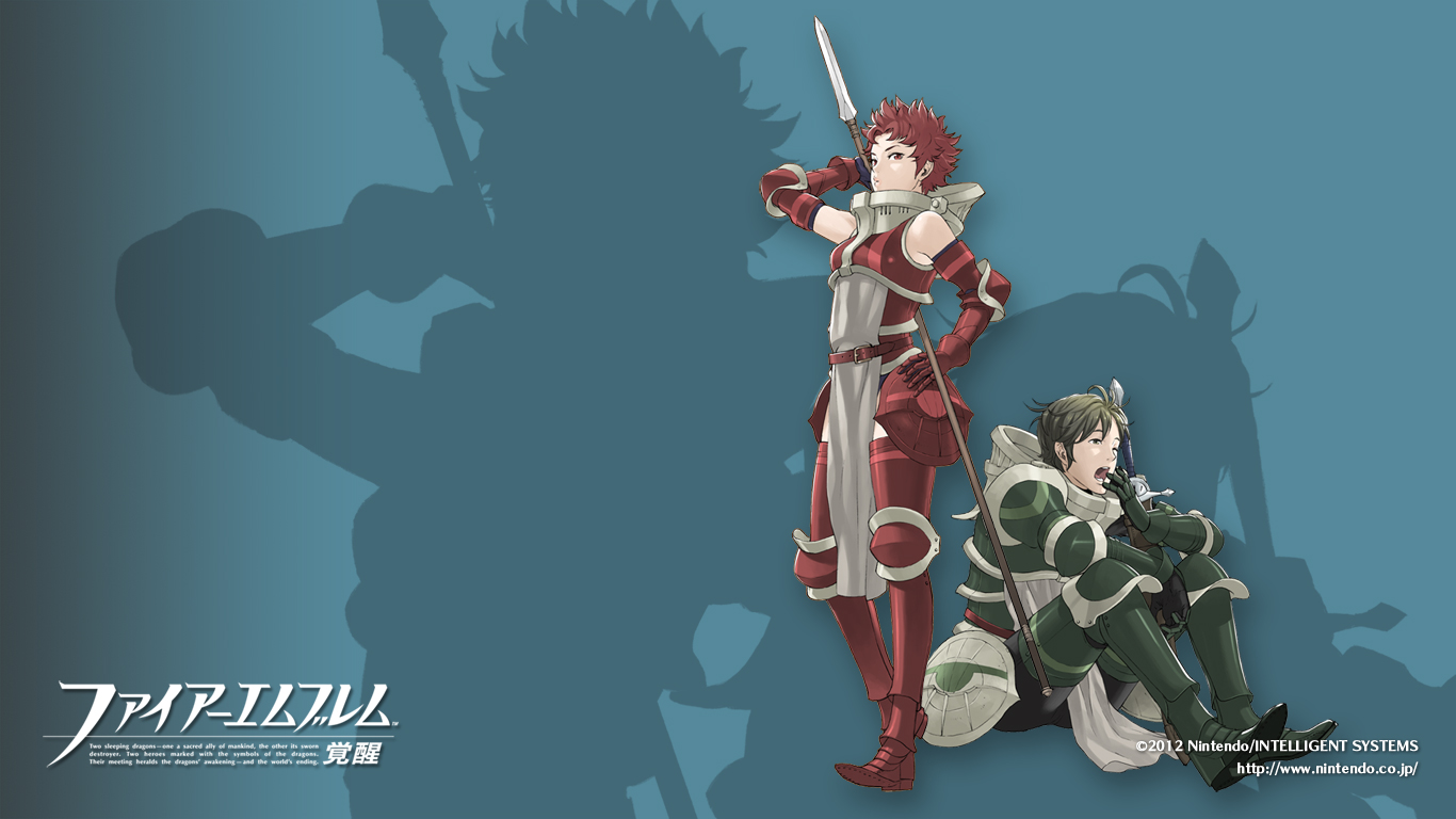 The Best Fire Emblem Awakening Wallpapers Wallpapers